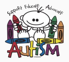 Autism Crayons by AngelGirl21030