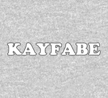 KAYFABE One Piece - Long Sleeve