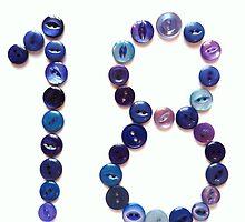 Eighteen by Jennifer J Watson