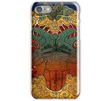 Kaiju Groupie iPhone Case/Skin
