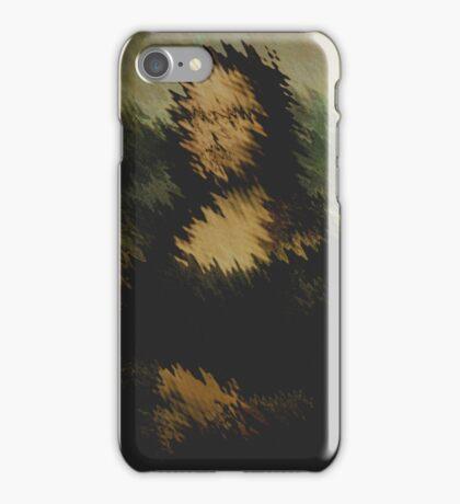 Mona Lisa Ripple iPhone Case/Skin