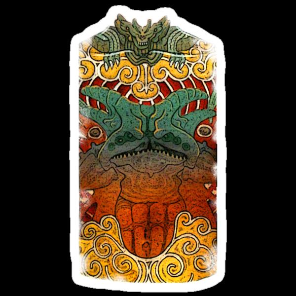 Kaiju Groupie by Sjoerd1201