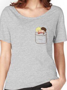 Pocket Merthur Women's Relaxed Fit T-Shirt
