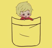 Pocket Arthur Kids Tee