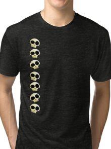Skulls!!! Tri-blend T-Shirt