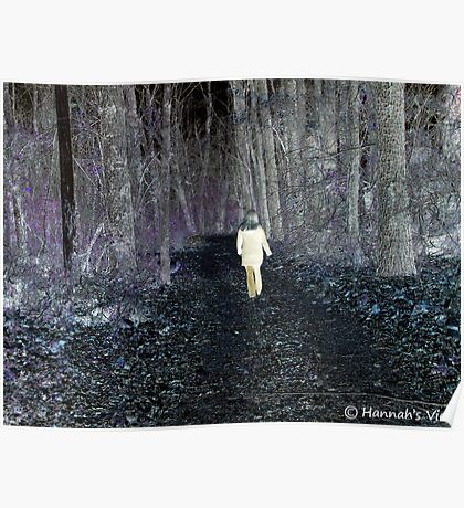 Ghostly Trails  Poster