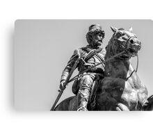 Warhorse Canvas Print