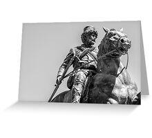 Warhorse Greeting Card