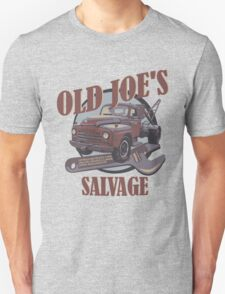 Breaking Bad Inspired - Old Joe's Salvage - Junk Yard - AMC Breaking Bad T-Shirt