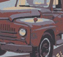 Breaking Bad Inspired - Old Joe's Salvage - Junk Yard - AMC Breaking Bad Sticker
