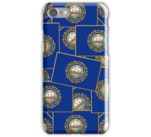 Smartphone Case - State Flag of New Hampshire - Multiple iPhone Case/Skin
