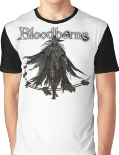 Bloodborne - Hunter Beast Cutter Graphic T-Shirt