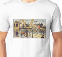 Early 20th Century images of France in 2000 - Air Cab Unisex T-Shirt