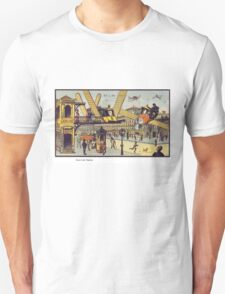 Early 20th Century images of France in 2000 - Air Cab T-Shirt