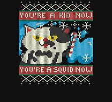 Knitted Ugly Sweater Splatoon Judd the Cat from Nintendo Unisex T-Shirt