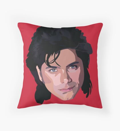 Uncle Jesse Throw Pillow
