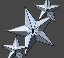 Mariners Star by TinaGraphics