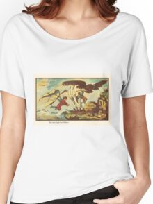 Early 20th Century images of France in 2000 - Young Robbers Women's Relaxed Fit T-Shirt