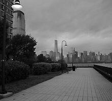Promenade on the Hudson River! by pmarella