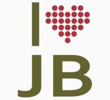 I Love HEART JB JUSTIN BIEBER LOVE CONCERT BEIBER by jekonu