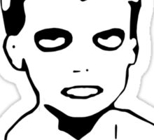 I LIKE TURTLES funny zombie kid humor geeky nerdy Sticker