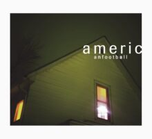American Football - Album Art by Damundio