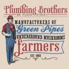 Plumbing Brothers by Azafran