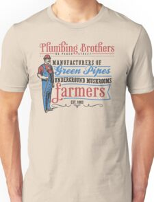 Plumbing Brothers T-Shirt