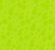 Splatoon Bubbles - Green by NinjasInCarpets