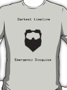 Emergency Beard T-Shirt