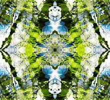 Aquatic Lace 21 by SRowe Art