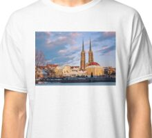 Wrocław Cathedral Classic T-Shirt