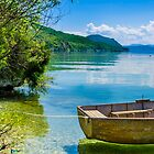 Little Wooden Boat by Sotiris Filippou