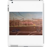 View of an intersection iPad Case/Skin
