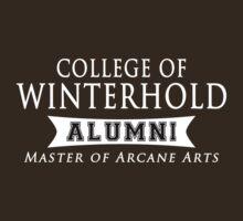 Winterhold Alumni by FANATEE