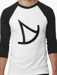 FFXIV Summoner Job Class Icon Men's Baseball ¾ T-Shirt