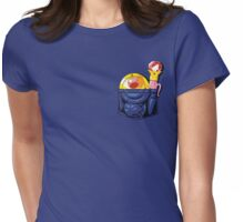Prepared Sailor - blue Womens Fitted T-Shirt