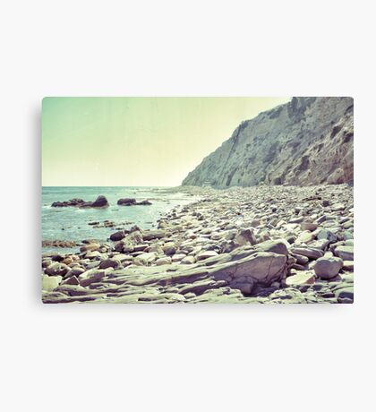 Let's see what's on the other side Canvas Print