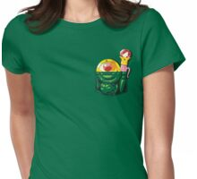 Prepared Sailor - green Womens Fitted T-Shirt