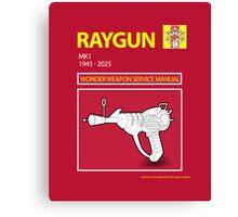 Ray Gun Mk1 Canvas Print