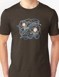 Supernatural Spagetti  T-Shirt
