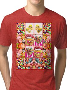 candy love Tri-blend T-Shirt