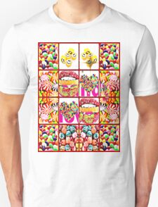 candy love Unisex T-Shirt