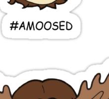 Amoosed or Unamoosed Sticker