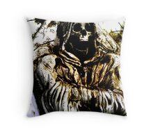 Doom Throw Pillow