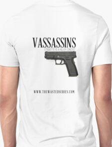 Vassassins (Gun Metal) Unisex T-Shirt
