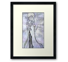 The White Witch, Chronicles of Narnia Framed Print