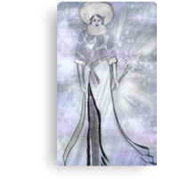 The White Witch, Chronicles of Narnia Canvas Print
