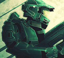Halo - The combat has evolved by saboe