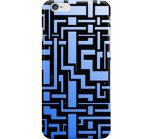 Abstract Sky Labirint iPhone Case/Skin